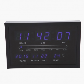 Soho LED Wall Clock