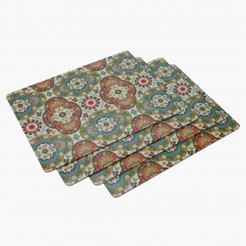 Grand Bazaar Printed Placemat - Set of 4