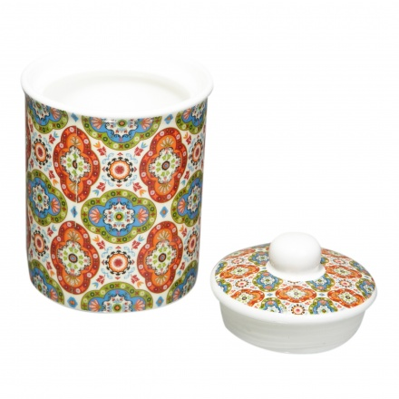 Grand Bazaar Spice Canister - Set of 4