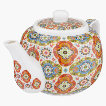 Grand Bazaar Printed Teapot - 800 ml