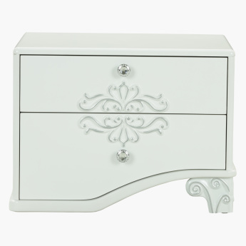 Estrada Night Stand with Drawers