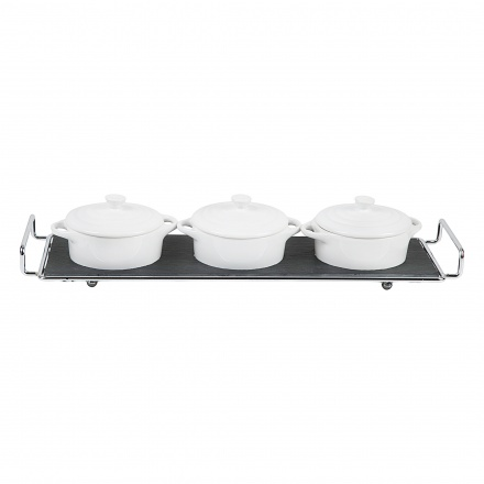 Yuan 5-piece Appetizer Set
