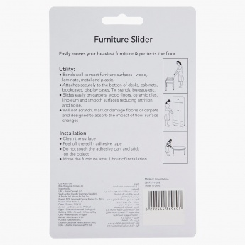 Furniture Slider - Set of 4