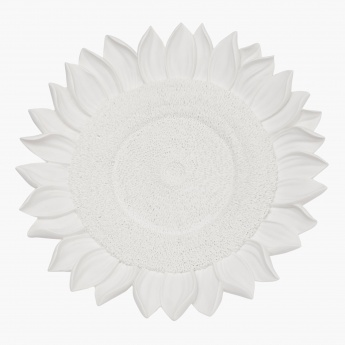 Rayne Sunflower Decor Plate 40 cms