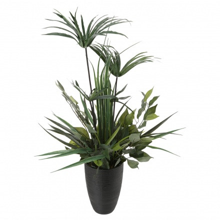 Mix Greenery in Pot 70 cms
