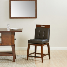 Delvin Swivel Dining Chair