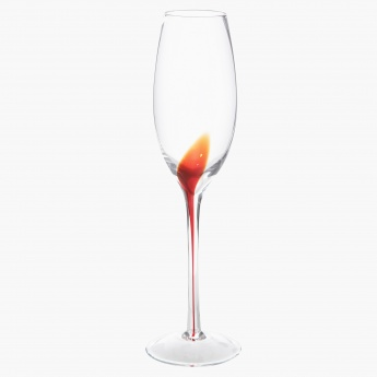 Splash Flute Glass 200 ml - Set of 4