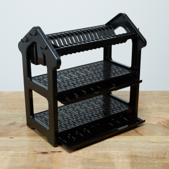 Dish Rack with 3 Tiers