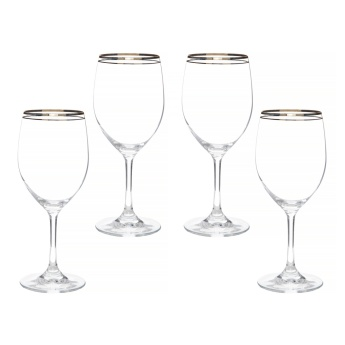Luxor Stem Glass 455 ml - Set of 4