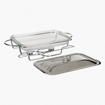 Arion Food Warmer with Lid Holder