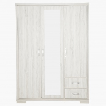 Oscar 3-door Wardrobe