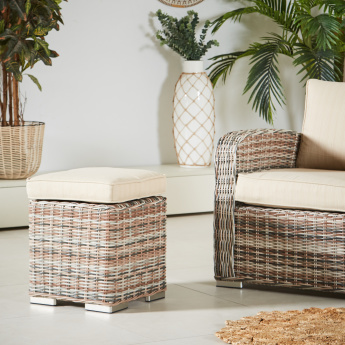Tahiti Cushioned Stool