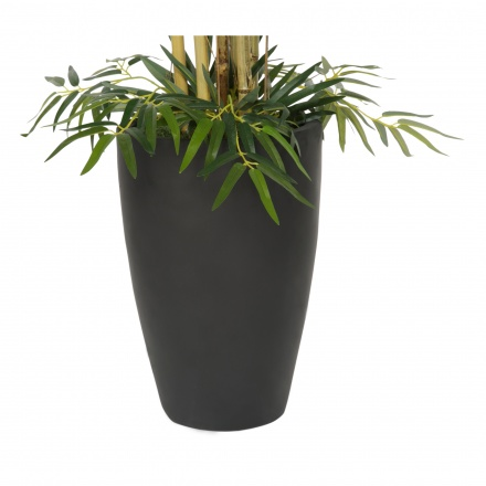 Decorative Bamboo Tree in Resin Pot 180 cms