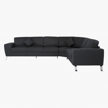 Avila Corner Sofa Right Anthracite