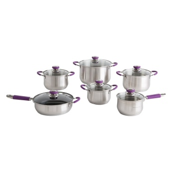 Insence 12-piece Cookware Set