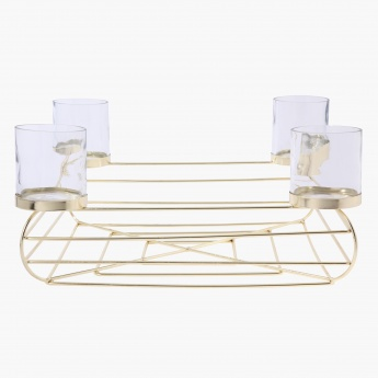 Lucca Candle Holder
