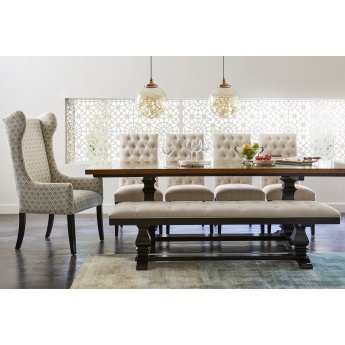 Victor 8-Seater Dining Table -243x107 cms