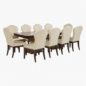 Annabelle 10-seater Dining Set