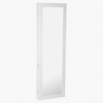 Ayesha Jewellery Cabinet with Mirror