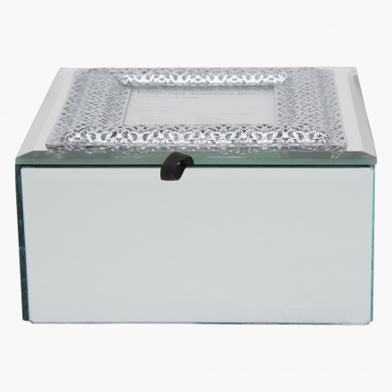Leilah 3x3 Apt Jewellery Box