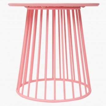 Mesh Side Table