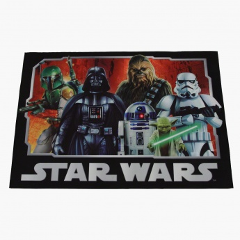 Star Wars Classic Heroes Rug - 102x142 cms