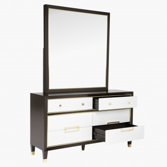 Adelina Dresser with Mirror