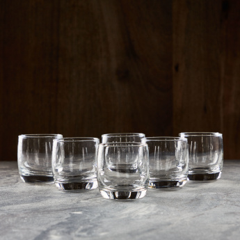 Excite DOF Glass - Set of 6