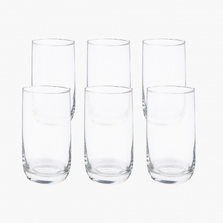 Excite Hiball Glass - Set of 6
