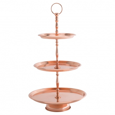 Suha Cake Stand with 3 Tiers
