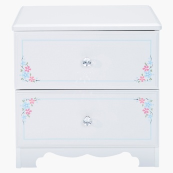 Emily 2-Drawer Nightstand