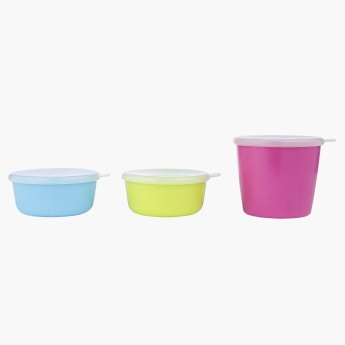 Adelaide 3-Piece Food Storage Container Set