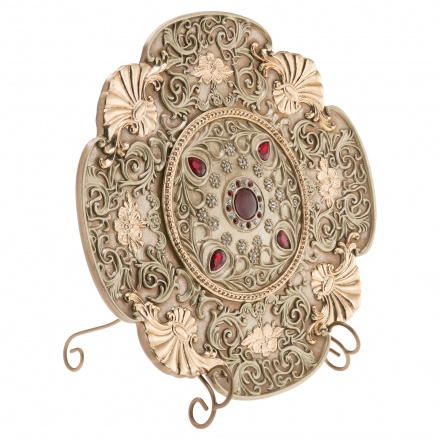 Resplendent Decorative Plate