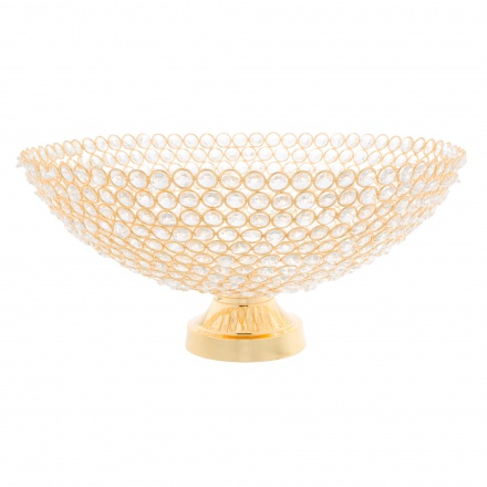 Sublime Decorative Footed Platter