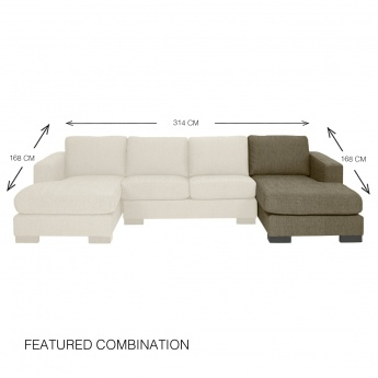 Signature Chaise Right
