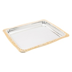 Arabia Rectangular Tray 46.5x59 cms
