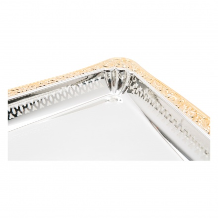 Arabia Rectangular Tray 40x54.5 cms