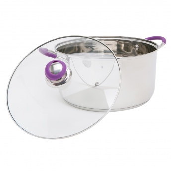 Insense Stockpot with Lid - 9.5 L