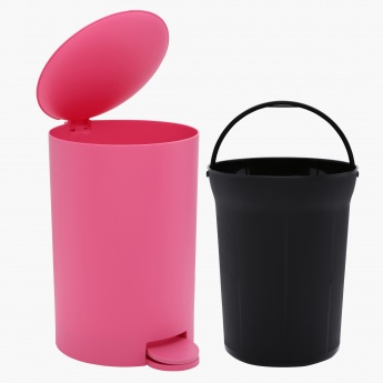 Eden Pedal Bin with Inner Container Bin - 11 L