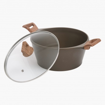 Olivia Dutch Oven with Lid - 2.5 L