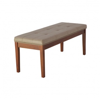 Oxville Tufted 3-Seater Bench