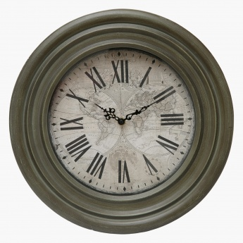 Global Time Wall Clock