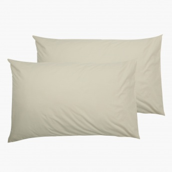 Serenity 2-piece Pillow Cover Set - 50x75 cms