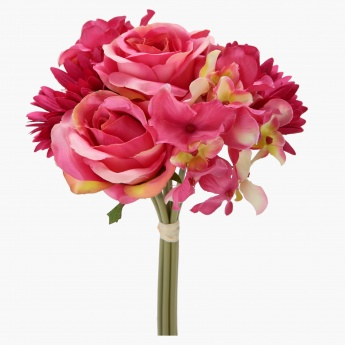 Mixed Artificial Flowers - 45 cms