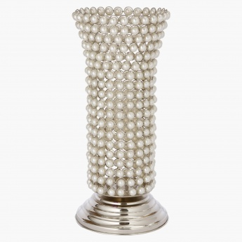Pearla Footed Vase - 18.5x39 cms