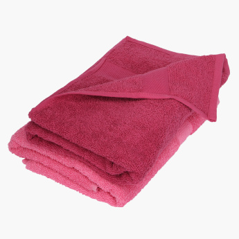 Everyday Textured Bath Towel - Set of 2