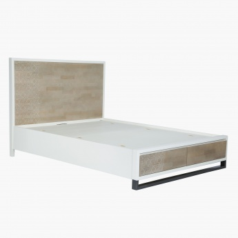 Marrakesh King Bed with Storage - 180x210 cms