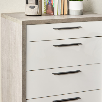 Petra Chest of 5-Drawers