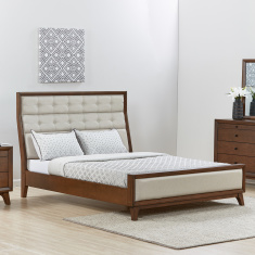 Lyra King Bed - 180x210 cms