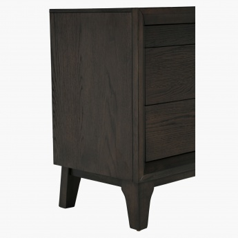 Lyra 3-Drawer Night Stand